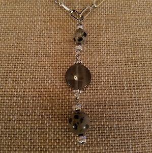 """Lia Sophia Jewelry - LIA SOPHIA - """"TIGER TAIL"""" necklace, fun necklace"""